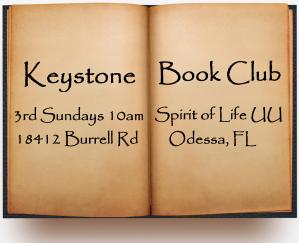 Keystone book club logo