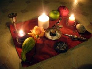 samhain_altar